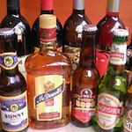 ダカインドレストラン&バー - めずらしい外国のビール、ワイン、ウィスキー、ラムなどご用意しております!