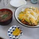 小藤食堂 - 肉吸 & カツ丼