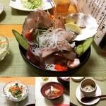 磯料理 光力 - 【限定】海鮮丼 ¥1,100-