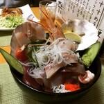 磯料理 光力 - 【限定】海鮮丼