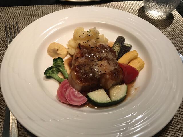 コック アジルの料理の写真