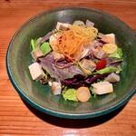 読谷物語 - 島野菜のサラダ