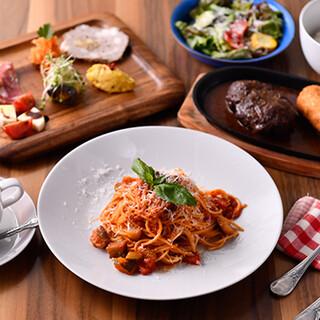鎌倉野菜や朝どれ鮮魚が自慢。アイデア光る創作イタリアンをぜひ
