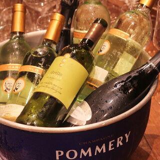 女性ソムリエが選ぶイタリア全州・全18種の厳選グラスワイン