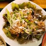 okinawa daining - 油淋鶏
