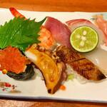 はせ - 料理写真:お任せ寿司 美味☆