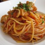リストランテ ボルゴ・コニシ - シシリアーノ