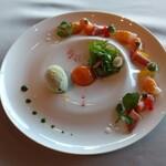 SUD restaurant - 魚介の盛り合わせ