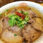 Akamaru - 牛肉麺