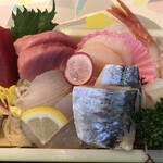 和食 ことしろ - 料理写真:お刺身6点盛り
