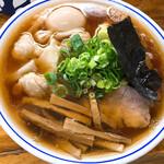 福々亭 - 醤油まるとくラーメン