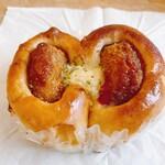ブーランジェリーイシタ - コロッケパン
