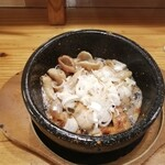 Miyakoichi - 石焼モツ、塩