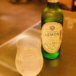 味範家 - 西宮のレモネード ダイヤモンドレモン