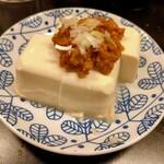 136065858 - 肉みそ豆腐