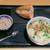 コムサイゴン - ミニサイズ鶏肉フォー&ハーフバインミーセット730円