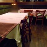 13607172 - 椅子、テーブルのセッティング