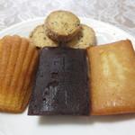 御影高杉  - フィナンシェ、クッキー、マドレーヌ各種