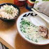 Gettou - 料理写真:沖縄そばとじゅーしー
