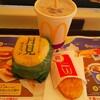 マクドナルド - 料理写真:月見マフィン朝食セット