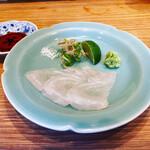 新福島 たいよう - 鯛の昆布締め