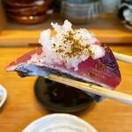 新福島 たいよう - 鰹のタタキ