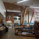 道の駅 インフォメーションセンターかわもと - 道の駅 インフォメーションセンターかわもとさんの施設内部です