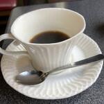 ぷらんたん - ホットコーヒー