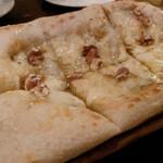 わかば堂 - ゴルゴンゾーラのピザ