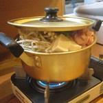 13608099 - もつ鍋