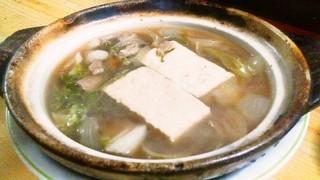 江戸政 - 肉豆腐