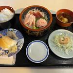 土浦魚市場 - 「まぐろ食べ放題」1,500円税込み