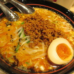 新田屋 梟 - 【担々麺 700円】