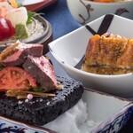 京和田 - 鰻牛膳