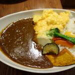 珈琲新鮮館 - 料理写真:オリジナルのカレー