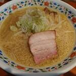 麺処 武壱 - 料理写真:札幌味噌(780円)