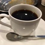 コーヒーハウスケニア - ホットコーヒー