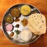 南インド料理 葉菜 -
