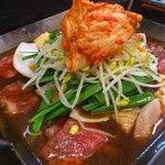 13609361 - 野菜と肉