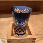 築地玉寿司 - 日本酒