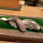 築地玉寿司 - 鯖 小肌