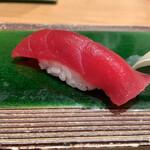 築地玉寿司 - 赤身