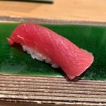 築地玉寿司 - 中とろ