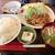 まつ食堂 - 料理写真:生姜焼き定食