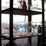 イングレッソ - グラスが沢山