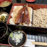 川瀬屋 - 料理写真:うな重せいろ1650円