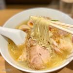 らぁ麺や 嶋 - 料理写真:
