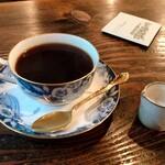 おぐま珈琲店 - ブレンド