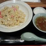 はやし - 料理写真:チャーハン 600円