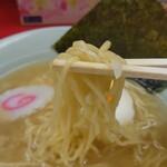 元吉田 - 麺